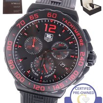 TAG Heuer Formula 1 Quartz Steel 42mm Black United States of America, New York, Smithtown