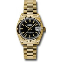 Rolex Yellow gold 31mm 178278 pre-owned