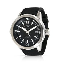 IWC Aquatimer Automatic pre-owned 42mm Black Rubber