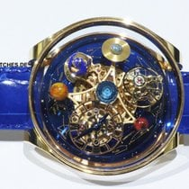 Jacob & Co. Astronomia Oro rosado Azul
