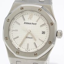 Audemars Piguet Royal Oak Selfwinding tweedehands 39mm Wit Datum Staal