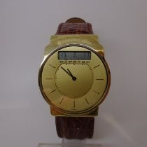 Junghans Yellow gold 35mm Gold No numerals