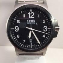Oris BC3 Zeljezo 42mm Crn