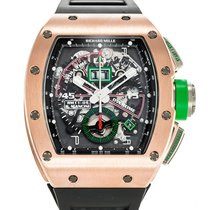 Richard Mille Rose gold 50mm Automatic RM11-01 pre-owned United States of America, New York, NYC
