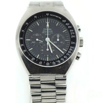 Omega Speedmaster Mark II Steel 41mm Black No numerals United States of America, New York, New York