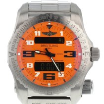 Breitling Emergency E76325 2015 pre-owned