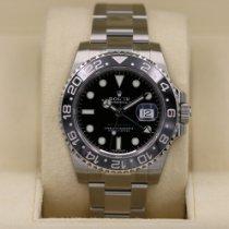 Rolex GMT-Master II Steel 40mm Black No numerals United States of America, Tennesse, Nashville