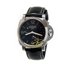 Panerai Luminor 1950 3 Days GMT Power Reserve Automatic PANERAI Luminor 1950 3 Days GMT 44mm PAM01321 2018 nouveau