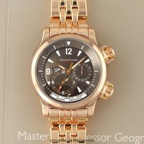Jaeger-LeCoultre Master Compressor Geographic Oro rosado 41.5mm