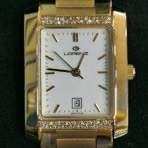 Lorenz Yellow gold Quartz LORENZ 23056 new