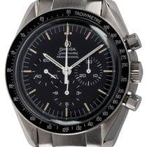 Omega Speedmaster Professional Moonwatch Stahl 41mm Schwarz