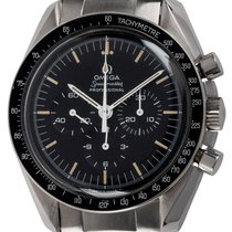 Omega Speedmaster Professional Moonwatch Steel 41mm Black United States of America, Texas, Austin