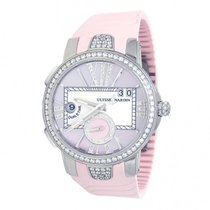 Ulysse Nardin Executive Dual Time Lady 243-10B-3C/397 New Steel 40mm Automatic United States of America, New York, New York