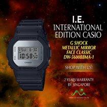 Casio G-Shock Stahl