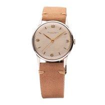 IWC Acero 35mm Cuerda manual IWC Vintage Watch usados