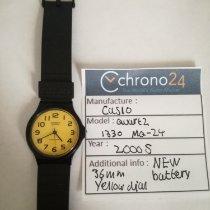 Casio Vjestacki materijal 36mm Kvarc rabljen