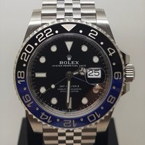 Rolex 126710BLNR Steel 2019 GMT-Master II 40mm new