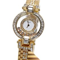 Chopard Happy Diamonds 205652-0002 1999 pre-owned