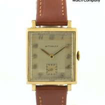 Wittnauer Yellow gold 26mm Manual winding pre-owned