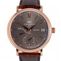 IWC Portofino Hand-Wound IW510104 2012 подержанные