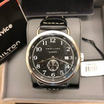 Hamilton Khaki Navy Pioneer new Automatic Watch with original box and original papers H78415733