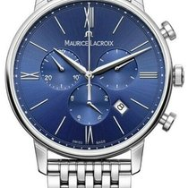 Maurice Lacroix Eliros Steel 40mm Blue United States of America, New Jersey, Cherry Hill