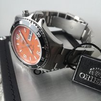 Orient Otel 41.5mm Atomat FEM65001MW nou România, 021833