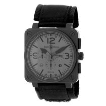 Bell & Ross PVD LIMITED STAINLESS STEEL 46MM