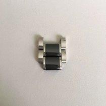TAG Heuer Steel & Ceramic Link (15mm)