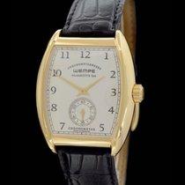 Wempe Glashütte 1/SA - Chronometer - Ref.: WG040006 - Full Set...