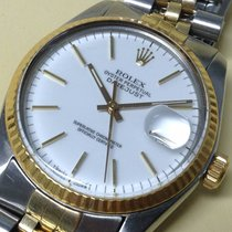 Rolex Oyster Perpetual, Datejust Gold Steel Automatic