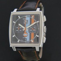タグ・ホイヤー (TAG Heuer) Monaco Gulf Vintage NEW Limited Edition...