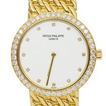 パテック・フィリップ (Patek Philippe) CALATRAVA 5006/17J Diamond bezel