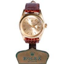 Rolex Gold Perpetual Day Date Watch 1963