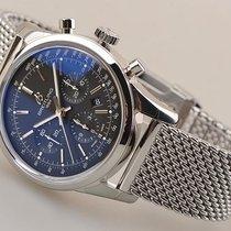 百年灵  (Breitling) Transocean Chronograph 43mm Watch
