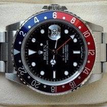 Rolex [Service + 24M. Warranty] GMT-Master I -PEPSI- 1989