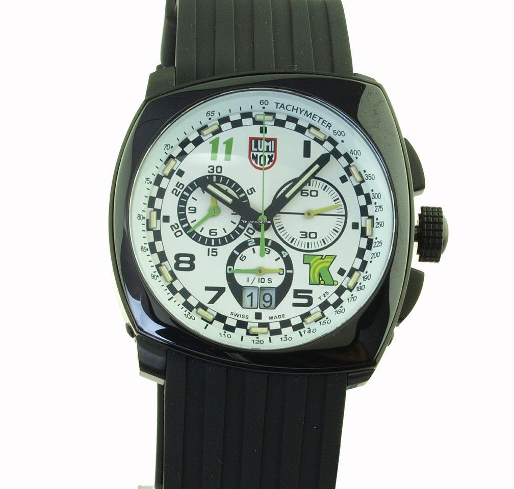 Luminox Chronograph Herren Uhr 1140 Kanaan Neu Tony Series 1147 kXiPOZTwu