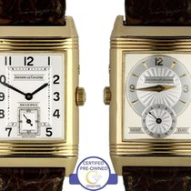 Jaeger-LeCoultre JLC Reverso Duo Day Night 26mm Silver...
