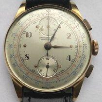 Chronographe Suisse Cie Chronographe Suisse Venus 170 18k Gold...