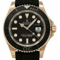 Rolex Yacht-Master 40 nuevo 2016 Automático Reloj con estuche y documentos originales 116655