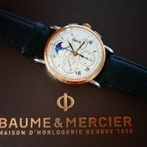 Baume & Mercier Vintage Mondphase Chronograph - Ref: 6102