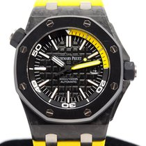 Audemars Piguet Royal Oak Offshore Diver Forged Carbon...