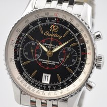 Breitling Montbrillant (Submodel) pre-owned 43mm Steel