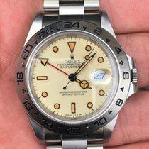 """Rolex Explorer II """"Cream Dial"""" R Serie"""