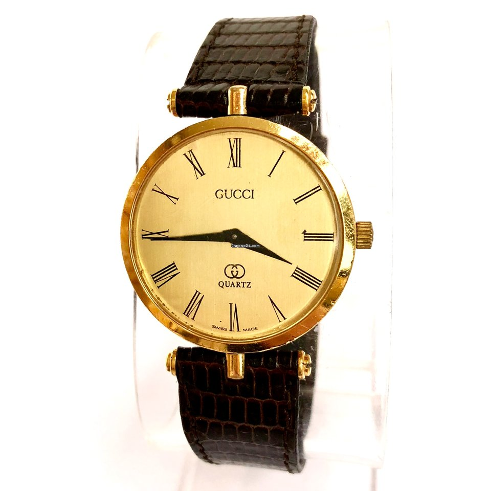 d732872a6fc Pre-owned Gucci watches