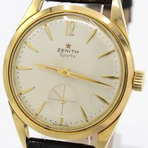 Zenith 35mm Manual winding Sporto pre-owned