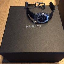 Hublot Classic Fusion 45, 42, 38, 33 mm Titanium 42mm Zwart Geen cijfers