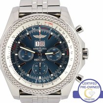 Breitling Bentley 6.75 Steel 44mm Blue United States of America, New York, Smithtown