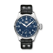 IWC Big Pilot 46.2mm Blauw