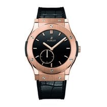 Hublot Classic Fusion Ultra-Thin Black United States of America, Florida, North Miami Beach